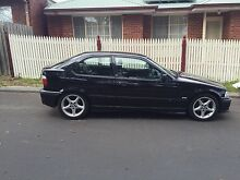 BMW 318ti serviced and with RWC, Drive like dream car Ringwood Maroondah Area Preview