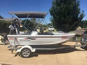 Stacer 429 Proline Angler Boat Irymple Mildura City Preview