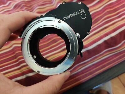 HolyManta VND Nikon to Sony E mount