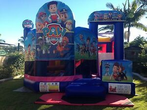 PAW PATROL combo Jumping Castle $270 Full day hire Brisbane Region Preview