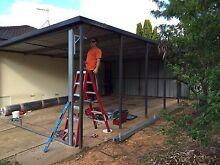 Carport to garage conversion Belconnen Belconnen Area Preview