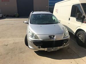 2006 Peugeot turbo diesel with long rego and rwc cheap $$$$ Craigieburn Hume Area Preview
