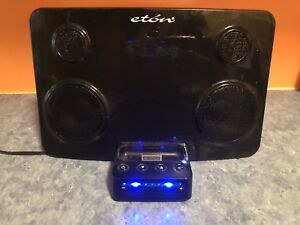 ETON ipod player,  cd player, mp3 player, apple, mac, sony