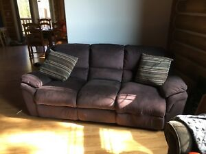 "Recliner Couch - 84"" L"