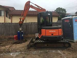 Excavator OR Tipper Hire Wollongong Wollongong Area Preview