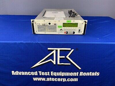 Ifi Cmc50 1-1000mhz 50w Rf Amplifier 47db Gain