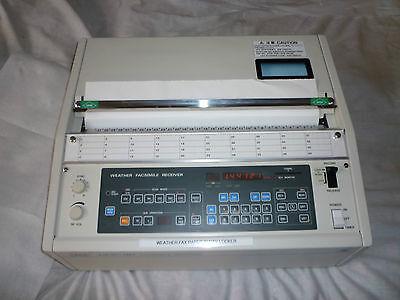 MARINE COMMUNICATION WEATHER FAX JRC JAX-90