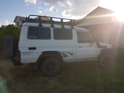 2001 78 series landcruiser RV Toowoomba Toowoomba City Preview