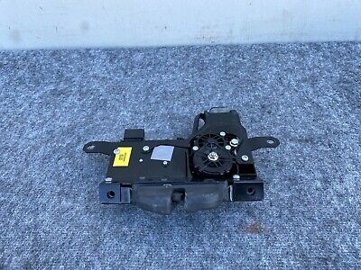 TRUNK LATCH ACTUATOR RELEASE BENTLEY FLYING SPUR CONTINENTAL GT OEM 05-12