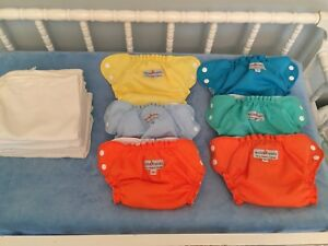 Applecheeks Cloth Diapers and Inserts