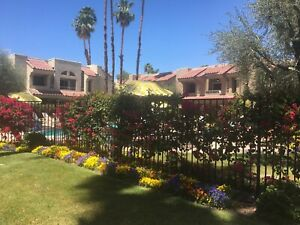 2 Bedroom Furnished condo Palmsprings