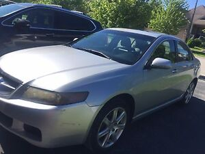 2004 Acura TSX with safety and emission