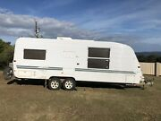22' Evernew Caravan - immaculate condition Port Lincoln Port Lincoln Area Preview