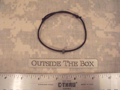 Emergency/Survival:  GTFO Escape Bracelet, Covert Glass Break Tool, Wearable