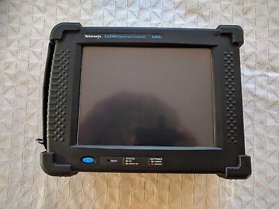 Tektronix Sa2500 6.2 Ghz Handheld Spectrum Analyzer Factory Reconditioned