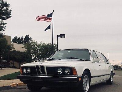 1979 BMW 7-Series limo BMW 1979 733i -  EURO LIMITED LIMO