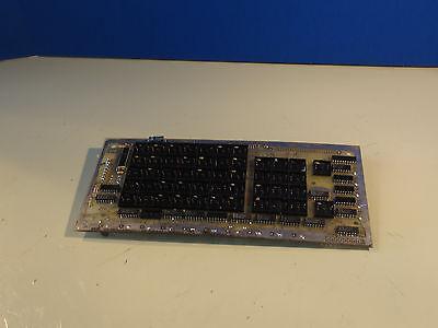 Milltronics Partner Cnc Keyboard Board Iic Pc-kb-03 Pc-kb-o3