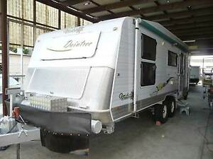 ROADSTAR DAINTREE 22 FT OFF ROAD CARAVAN Edgeworth Lake Macquarie Area Preview