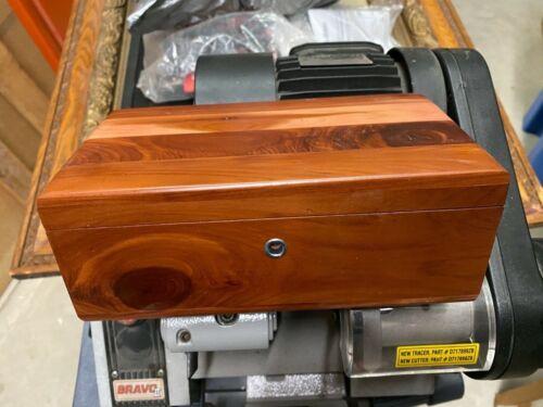 Lovely  Rosewood/Walnut Box ,