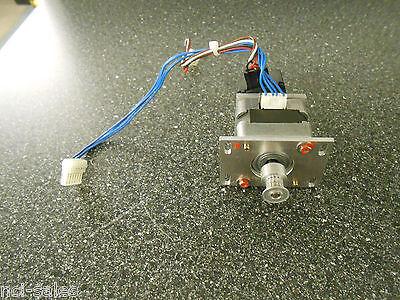 Minebea 17pm-m031-06v Stepper Motor Heds-5500 Optical Encoder 60 X 40mm Mount