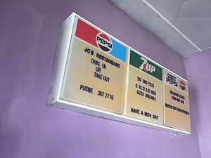 Willingdon menu boards