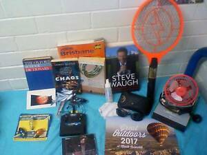 Cheap&Free: DVDs, books, Toucan toy, IT stuff, bug zapper, & more Greenslopes Brisbane South West Preview