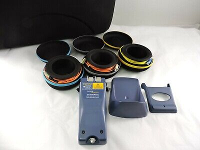 Fluke Dtx-otdr Quad Module For Use With Dtx Series Cable Analyzers