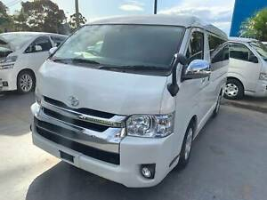 Toyota HIACE 2017 COMMUTER 10 Seater Yagoona Bankstown Area Preview