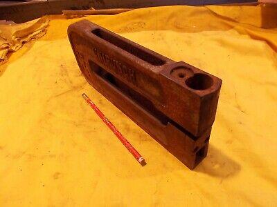 C Frame Punch Sheet Metal Hole Press Brake Tool Unit Unipunch Usa 8b 1 14