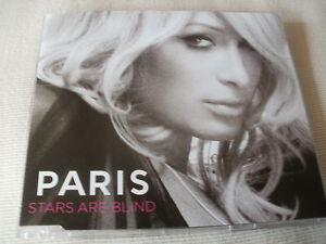 PARIS HILTON - STARS ARE BLIND - UK CD SINGLE