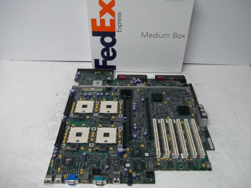 HP Proliant DL580 G2 Server Motherboard Quad Xeon CPU Support 231125-001