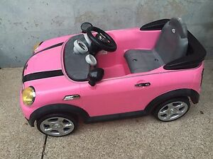 Mini Cooper Battery operated Car