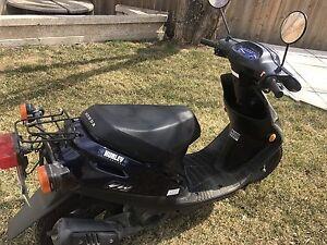 2000 Honda jazz scooter