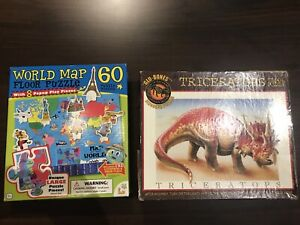 Jigsaw Puzzles - 4 puzzles Wavell Heights Brisbane North East Preview