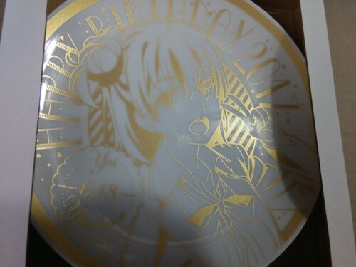 my teen romantic comedy SNAFU oregairu official birthday plate yuigahama yui