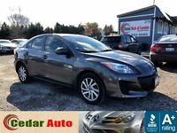 2013 Mazda Mazda3 GS-SKY London Ontario Preview