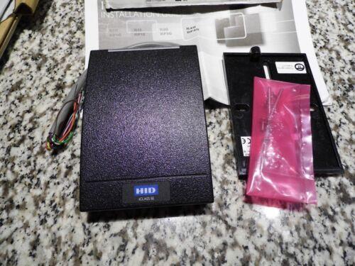 iClass Reader, R40, Wall Switch 920NTNNEK00000