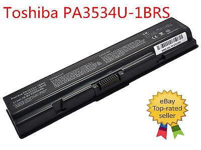 NEW Li-ion 5200mAh Laptop Battery for Toshiba PA3534U-1BRS