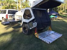 Track trailer T VAN Helensvale Gold Coast North Preview