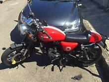 2015 Braaap Mercury Red. Great Condition. Oatlands Parramatta Area Preview