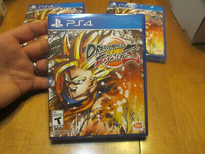 Dragon Ball FighterZ PS4 SONY  FIGHTER Z  BRAND NEW FACTORY SEALED