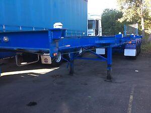 Skell 40ft trailer Botany Botany Bay Area Preview