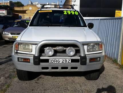 1998 Nissan Pathfinder SUV