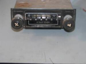 radio am fm 8track cassette ford holden chrysler Lonsdale Morphett Vale Area Preview