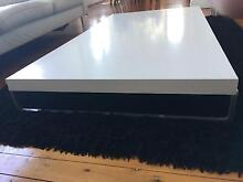 Designer brand low contemporary polyurethane coffee table Mosman Mosman Area Preview