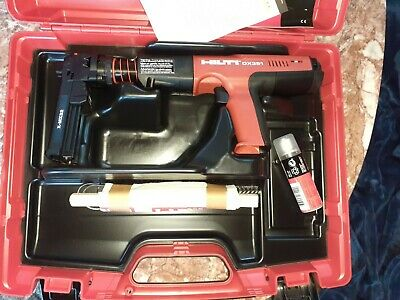 Hilti Dx 351 4000 Red .27 Caliber Shots 1800 X-u 32 Mx- 1 14 Long Pins