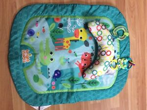 Headrests/ neck pillow and tummy time mat
