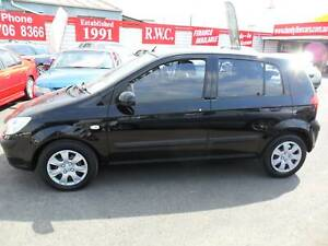 HYUNDAI GETZ  5 DOOR HATCH AUTOMATIC USED CAR Dandenong Greater Dandenong Preview