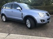 2015 Holden Captiva 5LT (FWD) CG MY15 Pascoe Vale Moreland Area Preview