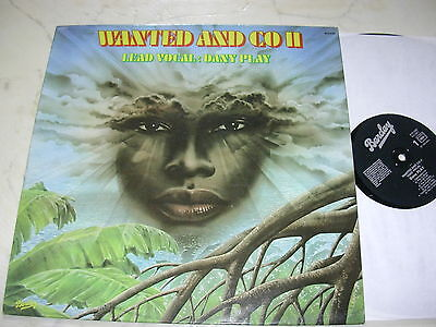 CALYPSO WANTED AND CO II Lead Vocal: Dany Play *VINYL LP CALYPSO*